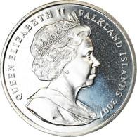 Monnaie, Falkland Islands, 2 Pounds, 2007, Lady Diana - Princesse De Galles - Falkland