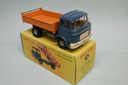 Dinky Toys / Atlas - CAMION BERLIET GAK à Benne Basculante Réf. 585 Neuf NBO 1/43 - Dinky