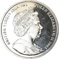 Monnaie, BRITISH VIRGIN ISLANDS, Dollar, 2002, Franklin Mint, Centenaire De - Iles Vièrges Britanniques