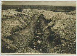 Guerre 14-18. 1WW. Militaria. Cadavres Allemands à L'ouvrage De Wagram. Tranchée. - Guerre, Militaire