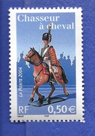 FRANCE 2004 CHASSEUR A CHEVAL  NEUF - France
