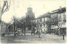 83_Var_Toulon_Ollioules_Place_de_l'Eglise - Ollioules