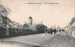 ABBARETZ - Entrée Du Bourg à L'Est - Otros Municipios