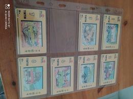 11 Télécartes Tintin - Comics