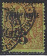 Martinique N° 1 - Gebraucht