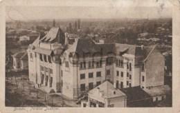 Romania - Buzau - Palatul Justitiei - Tribunalul - Roumanie