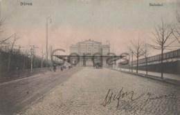 Germany - Duren - Bahnhof - Train Station - Dueren