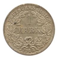 GERMANY - EMPIRE - 1 Mark - 1913 - F - Stuttgart - Silver - #DE065 - 1 Mark