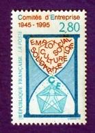 FRANCE 1995 COMITÉS D'ENTREPRISE NEUF - Neufs