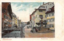 A-20-978 :  SCHAFFHAUSEN  BACHSTRASSE - SH Schaffhausen