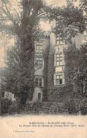 32 - St-Blancard - Le Donjon Est Du Château De Gontaut-Biron, XIVe Siècle - France