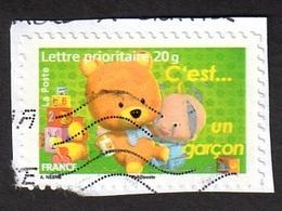 FRANCE 2008 C'EST UN GARCON SUR FRAGMENT - France