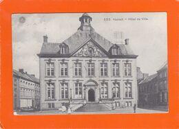 Hasselt   -  Hôtel De Ville.  2 Scans - Hasselt