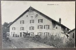 Epiquerez Jura Hotel Delours/ Chevallier/ Ca. 1914/Fotokarte Ca. - JU Jura