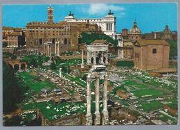 IT.- ROMA. ROME. FORO ROMANO. FORUM ROMAIN. RÖMISCHES FORUM. - Monuments