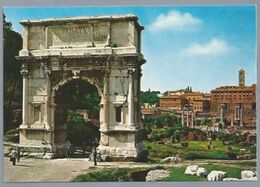 IT.- ROMA. ROME. ARCO DI TITO. ARC DE TITUS. DER TITUSBOGEN. - Monuments