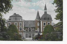 Rosoux  -  Le Château 1914 - Berloz