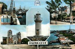 Paimboeuf * Souvenir Du Village 5 Vues ! - Paimboeuf