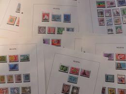 Suisse Collection/lot Neufs ** MNH Années 1970/1980. Forte Cote. TB. A Saisir! - Collections