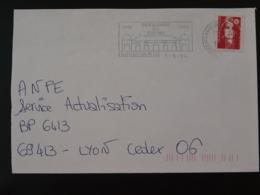 17 Charente Maritime Chatellaillon Plage Centenaire Du Casino 1994 (ex 1) - Flamme Sur Lettre Postmark On Cover - Spiele