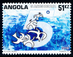 2007Angola17775 Years To The World2,00 € - Modernos
