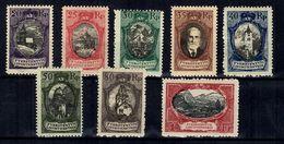 Liechtenstein YT N° 52/59 Neufs ** MNH. TB. A Saisir! - Unused Stamps