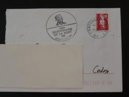 26 Drome Condorcet Bicentenaire De Sa Mort 1994 - Flamme (manuelle) Sur Lettre Postmark On Cover - French Revolution