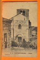 Montaigut Le Blanc - L'église - Other Municipalities