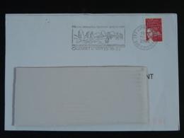 29 Finistère Camaret Mégalithes Préhistoriques Prehistoric Stones (ex 3) - Flamme Sur Lettre Postmark On Cover - Préhistoire
