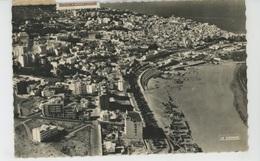 AFRIQUE - MAROC - TANGER - Vue Aérienne - La Ville Et La Plage (1950) - Tanger