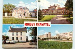77* MOISSY CRAMAYEL  CPM (10x15cm)                        MA59-1211 - Frankrijk