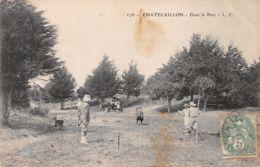 17-CHATELAILLON-N°C-3675-B/0041 - Châtelaillon-Plage