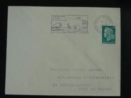 29 Finistère Tregunc Megalithes Prehistory 1969 - Flamme Sur Lettre Postmark On Cover - Préhistoire