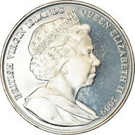 Monnaie, BRITISH VIRGIN ISLANDS, Dollar, 2009, Franklin Mint, Flotte Aérienne - Iles Vièrges Britanniques