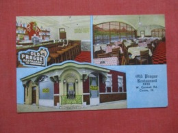 Old Prague Restaurant  Cicero - Illinois >  Ref 4288 - Autres