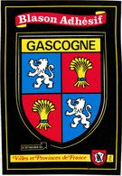 "Blason  Adhésif  "" GASCOGNE  "" - Autocollants"