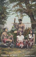 Indigenes De TAHITI, 00-10s - Tahiti