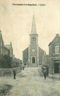 Thorembais Les Beguines * Perwez * Rue Et église * Belgique - Perwez