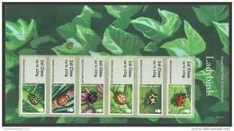Great Britan  2016  Ladybirds  Lieveheersbeestjes     Postfris/mnh/neuf - Unused Stamps