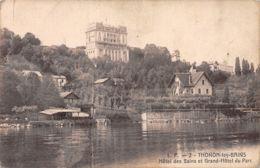 74-THONON LES BAINS-N°C-3678-G/0339 - Thonon-les-Bains