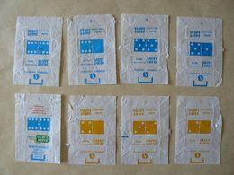 Déstockage,8 Papiers, Dominos, TB. - Sucres