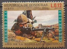 HONDURAS 1972 Airmail - The 150th Anniversary Of Independence, 1970. USADO - USED. - Honduras