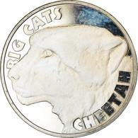 Monnaie, Sierra Leone, Dollar, 2020, British Royal Mint, Félins - Léopard - Sierra Leone