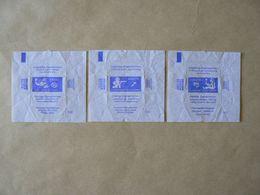 Déstockage AUTRICHE, 3 Papiers, Zodiaque, TB. - Sucres