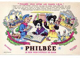 Buvard  Philbe Le Bon Pain D Epice - Gingerbread