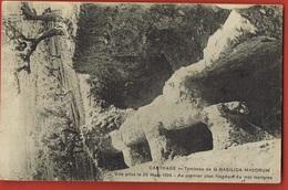 CARTHAGE - TUNISIE- Tombeau De La BASILICA MAJORUM -20 MARS 1906- -CAD Perlé Carthage Régence De Tunis 1912 - Tunesien