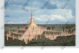 MYANMAR / BURMA, Thanbokde Pagode - Myanmar (Burma)