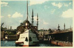 Vapur Iskelesi-Köprü - Turchia