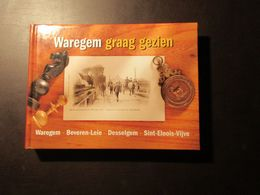 Waregem Graag Gezien   -    Postkaarten - Waregem