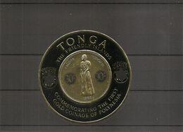 Tonga ( Service De PA 8 XXX -MNH) - Tonga (1970-...)